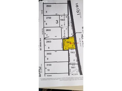 Portland Residential Lots & Land For Sale: 771 SE 181st Ave
