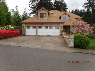 Happy Valley Single Family Home For Sale: 11510 SE 108th Ave