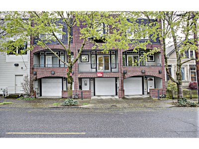 Portland Single Family Home For Sale: 2667 NW Thurman St