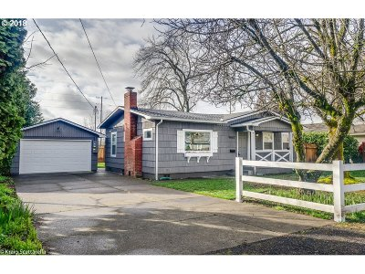 Happy Valley, Clackamas Single Family Home For Sale: 9860 SE Citadel St
