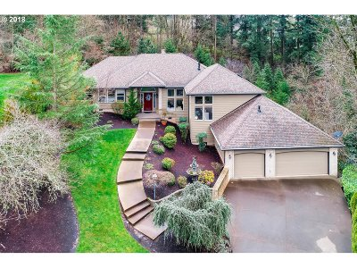 Happy Valley Single Family Home Pending: 9325 SE Dundee Dr