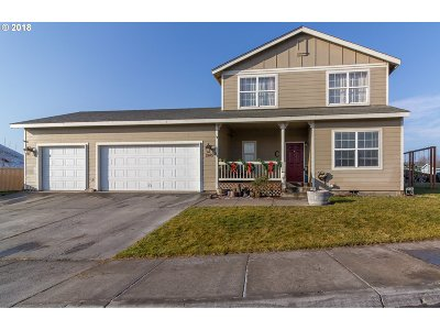 Hermiston Single Family Home For Sale: 1945 Prickly Pear Dr