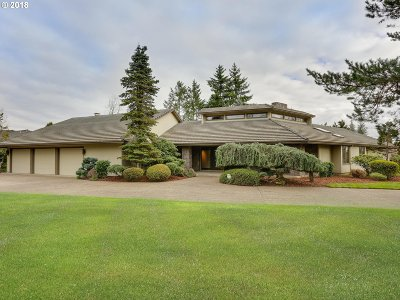 Single Family Home For Sale: 3200 NW Linmere Dr