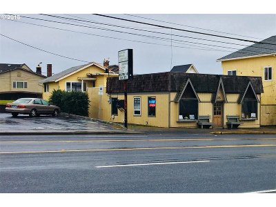 Lincoln City Commercial For Sale: 325 SW Hwy 101