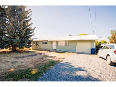 Union Single Family Home For Sale: 460 S 3rd St