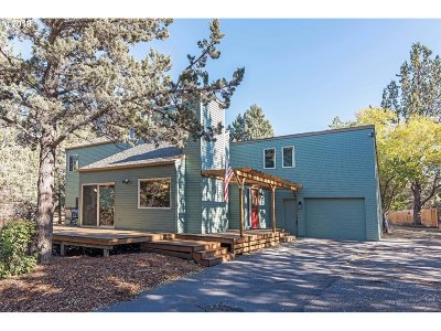 Bend Single Family Home For Sale: 64114 Tumalo Rim Dr