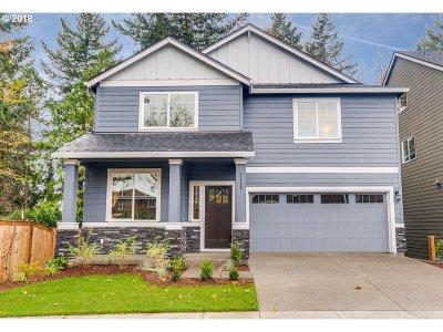 Beaverton Single Family Home For Sale: 15572 SE Thrush Ln