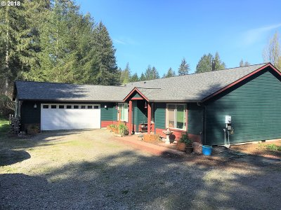 Amboy Single Family Home For Sale: 135 Saddle Rd