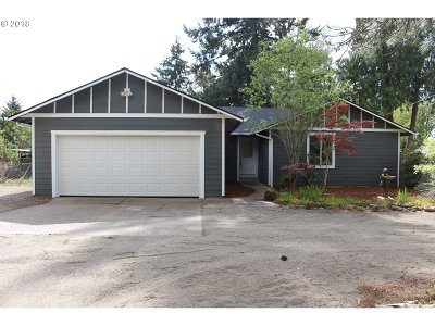 Oregon City Single Family Home For Sale: 21105 S Beavercreek Rd