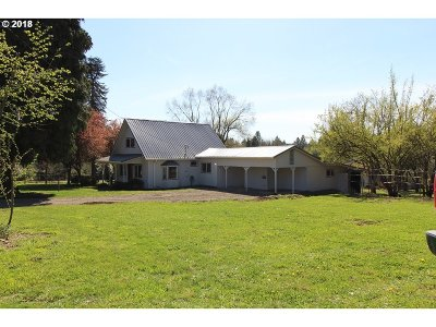 Gresham, Troutdale, Fairview Single Family Home For Sale: 8243 SE 322nd Pl