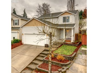 Beaverton Single Family Home For Sale: 7163 SW 196th Ter