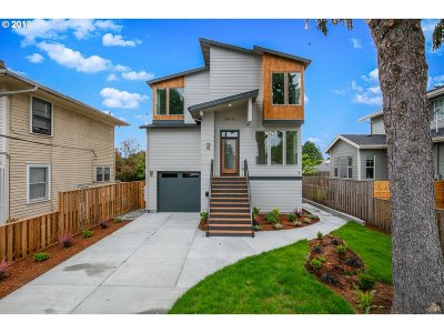 Single Family Home For Sale: 2511 SE 67th Ave
