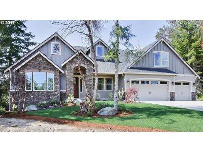 Battle Ground Single Family Home For Sale: 10209 NE 299th St
