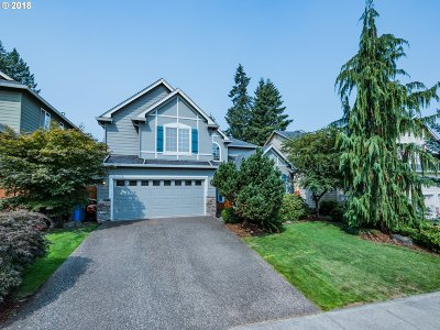 Vancouver WA Single Family Home For Sale: $459,000