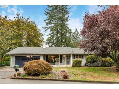 Oregon City Single Family Home For Sale: 213 Barclay Ave