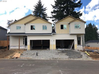 Vancouver Single Family Home For Sale: 5916 NE 38th Ct