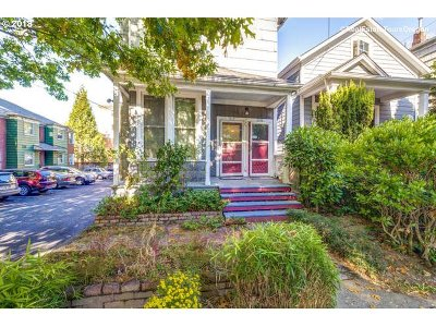 Portland OR Multi Family Home For Sale: $479,950