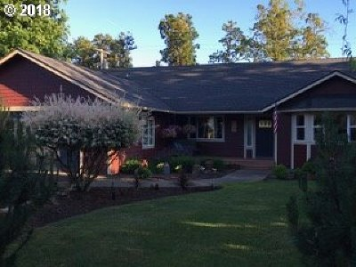 Roseburg Single Family Home For Sale: 418 Rivershore Dr