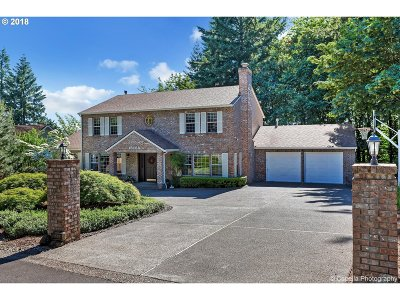 Tigard Single Family Home For Sale: 15155 SW 141st Ave