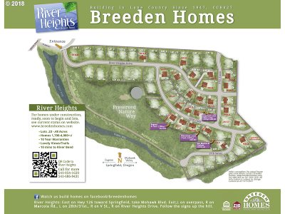 Springfield Residential Lots & Land For Sale: 3490 River Heights Dr