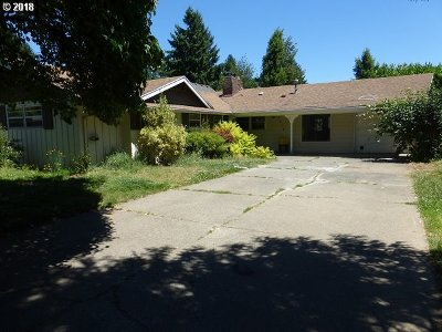 Portland Single Family Home For Sale: 1516 NE 143rd Ave