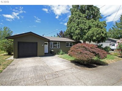 Springfield Single Family Home For Sale: 320 36th St