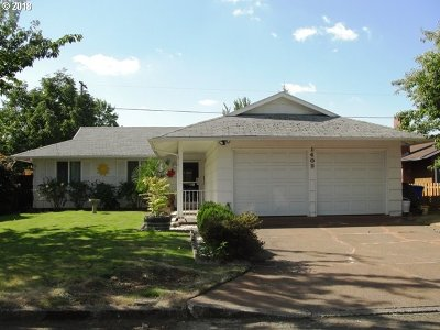 Single Family Home For Sale: 1405 SE 159th Ave