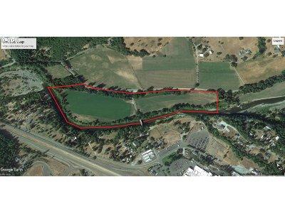 Myrtle Creek Farm & Ranch For Sale: Gazley Rd