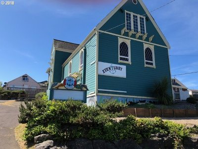 Lincoln City Commercial For Sale: 560 SW Fleet Ave