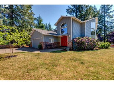 McMinnville Single Family Home For Sale: 14888 NW Willis Rd