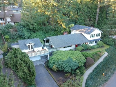Single Family Home For Sale: 2245 SW Humphrey Park Rd