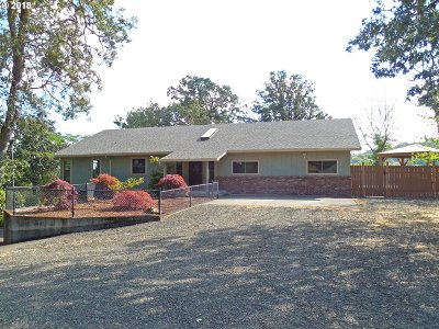 Roseburg Single Family Home For Sale: 480 Palisade Dr