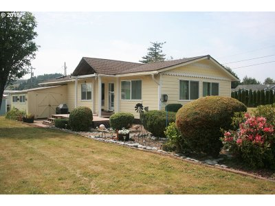 Gold Beach Single Family Home Bumpable Buyer: 95623 Jerrys Flat Rd #1