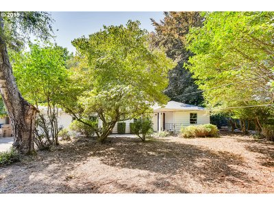 Milwaukie Single Family Home For Sale: 17623 SE River Rd