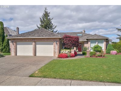 Keizer Single Family Home Sold: 6478 Crampton Dr