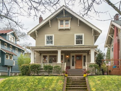 Single Family Home For Sale: 2607 NE 14th Ave