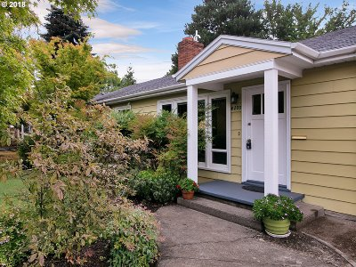 Single Family Home For Sale: 6200 NE 36th Ave