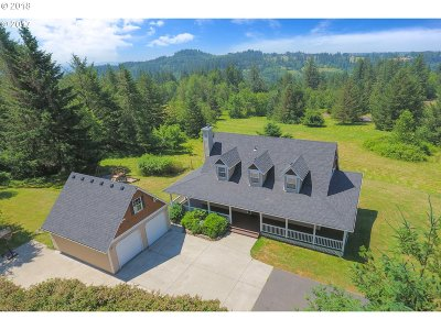 Washougal Single Family Home For Sale: 32903 SE 15th St