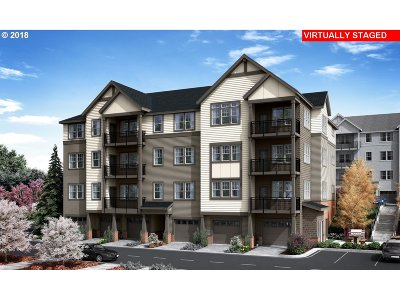 Sherwood, King City Condo/Townhouse For Sale: 17051 SW Appledale Rd #303