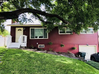 Pendleton Single Family Home For Sale: 911 SW 33rd