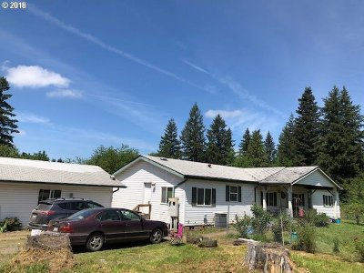 Estacada Single Family Home For Sale: 33363 SE Coupland Rd