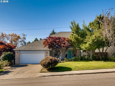 Beaverton Single Family Home For Sale: 3395 NW 164th Ter