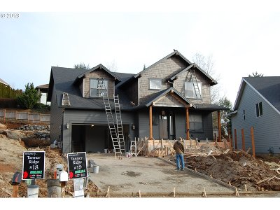 West Linn Single Family Home For Sale: 3135 Meadowlark Dr #Lot19