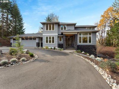 Sherwood Single Family Home For Sale: 18421 SW Salmonberry Dr