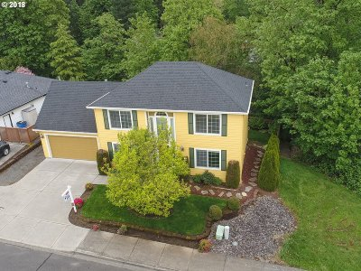 Washougal Single Family Home For Sale: 1796 49th St