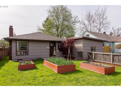 Eugene Single Family Home For Sale: 2682 Harris St