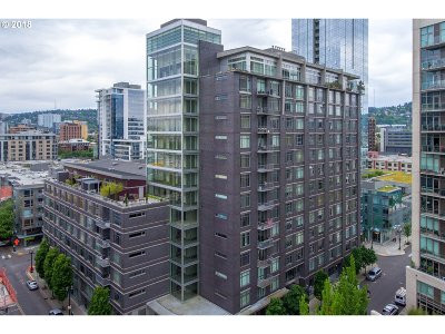 Condo/Townhouse For Sale: 1255 NW 9th Ave #1105