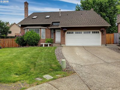 Tigard Single Family Home For Sale: 12767 SW Sorrel Dock Ct