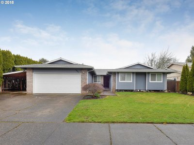 Keizer Single Family Home Sold: 1467 Jodelle Ct