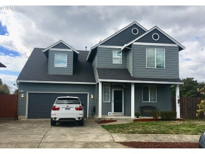 Single Family Home For Sale: 15138 SE Aston Loop